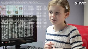 Kids hack their Dad's computer on her Raspberry Pi